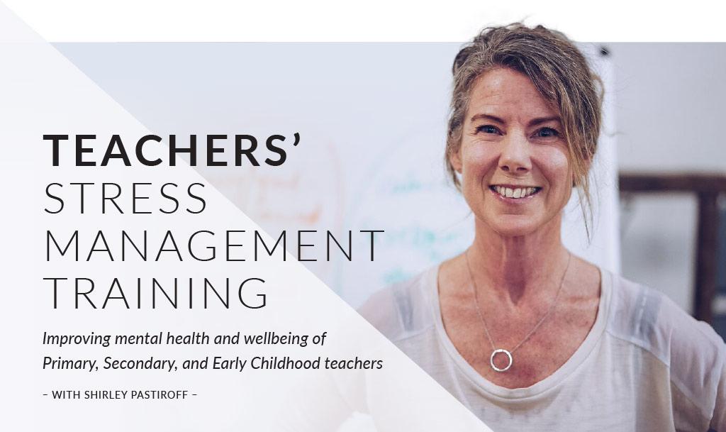 Teachers Stress Management Training