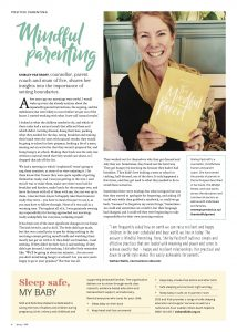 Family Times Spring 2020 Mindful Parenting